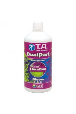 DualPart Bloom 0.5л (Flora Duo GHE)