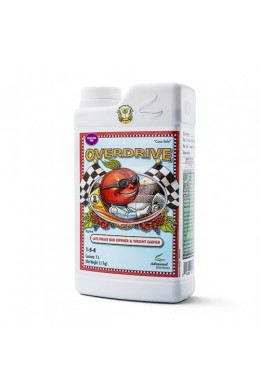 Overdrive Advanced Nutrients 1L